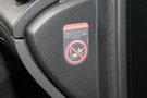 Подушка безопасности пассажира с функцией деактивации: опция