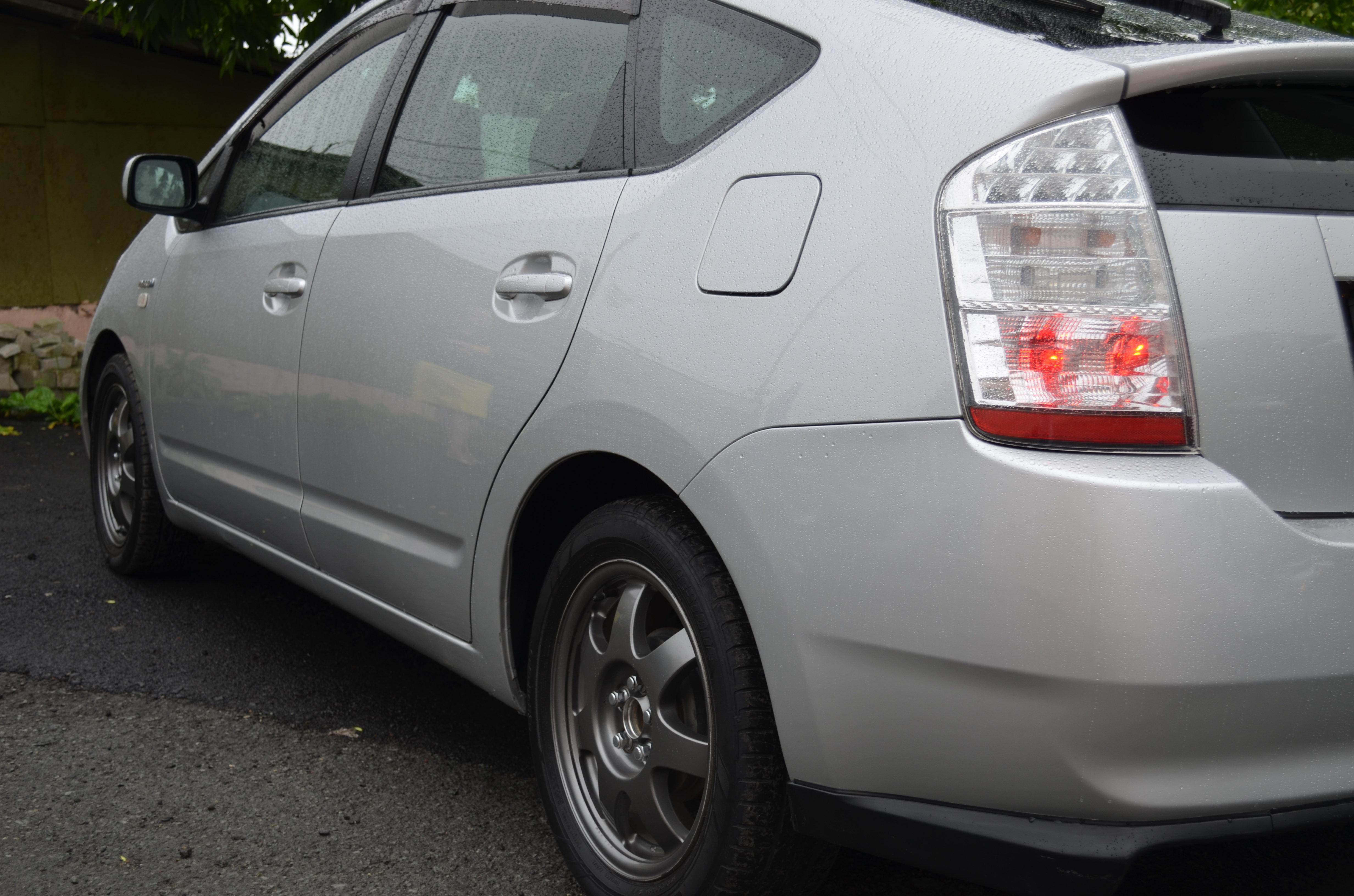 Toyota Приус эксплуатация #10