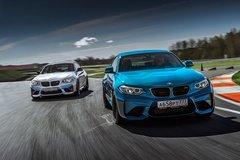 Статья о BMW M2