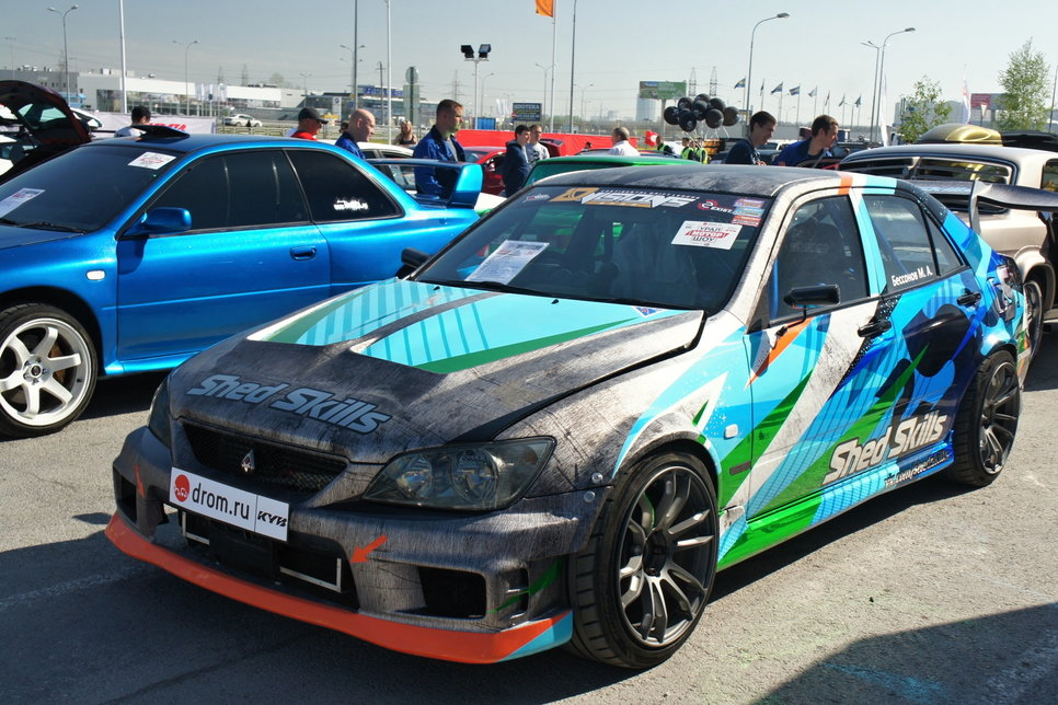 Toyota Altezza (Максим Бессонов, Екатеринбург)
