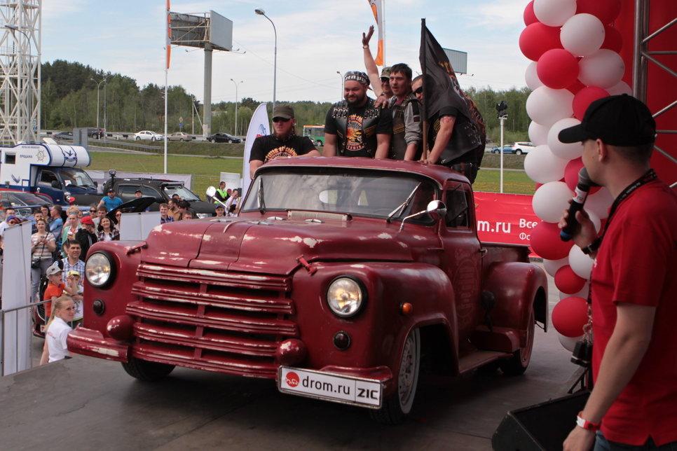 ГАЗ-53 Rat Truck Redneck (Андрей Филиппов, Тюмень)