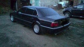 BMW 7-Series 1995 отзыв владельца | Дата публикации: 22.05.2016