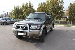 Nissan Patrol 2000 отзыв владельца | Дата публикации: 14.05.2016