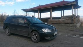 Toyota Corolla 2003 отзыв владельца | Дата публикации: 04.04.2016