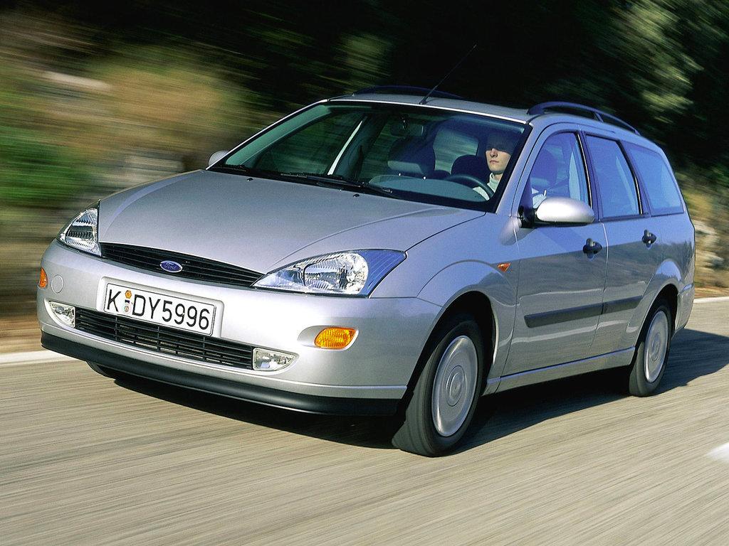 ford focus 2000 технические характеристики