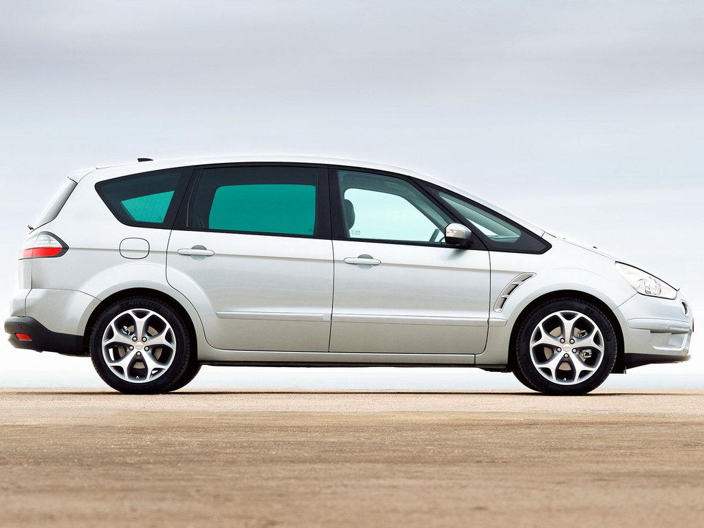 ford s-max 2009 дизель комплектации