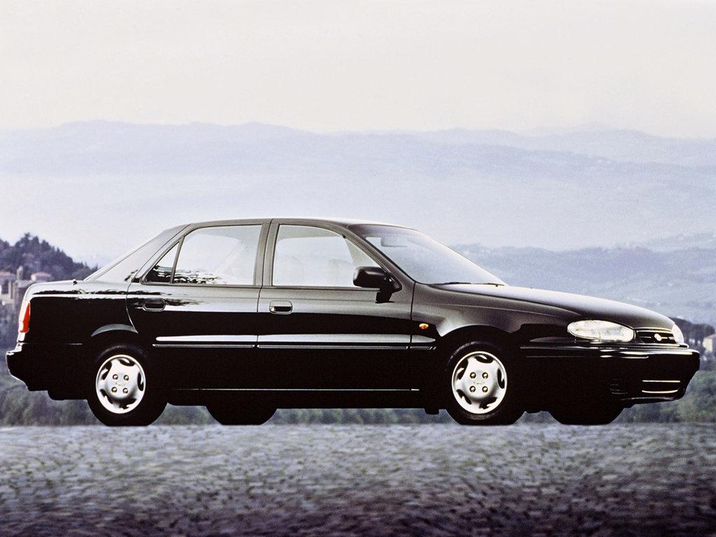 hyundai elantra 1993 характеристики