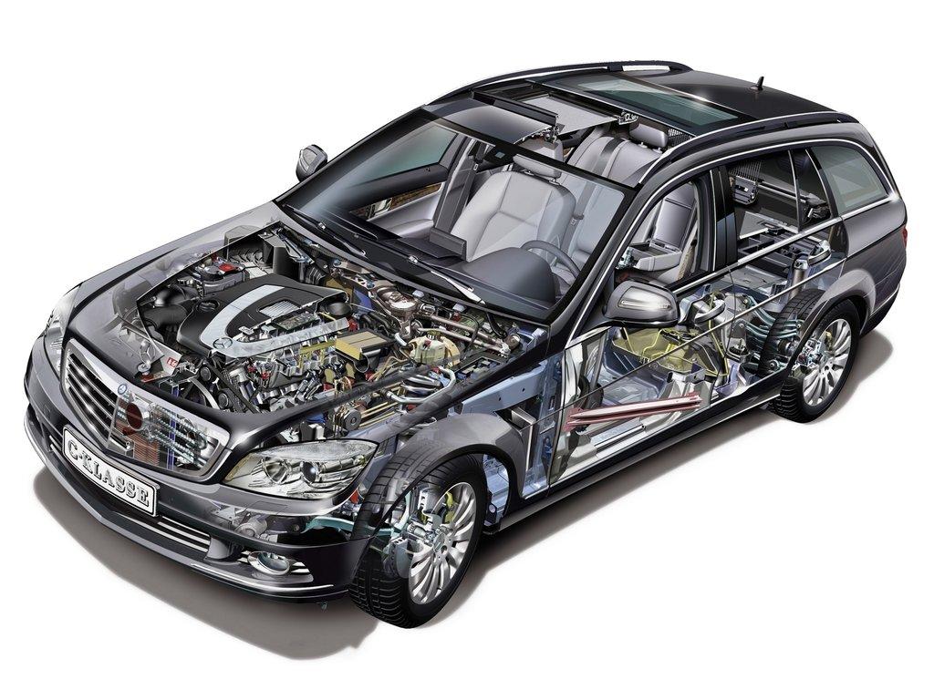 Mercedes C-class W204: цена, технические характеристики ...