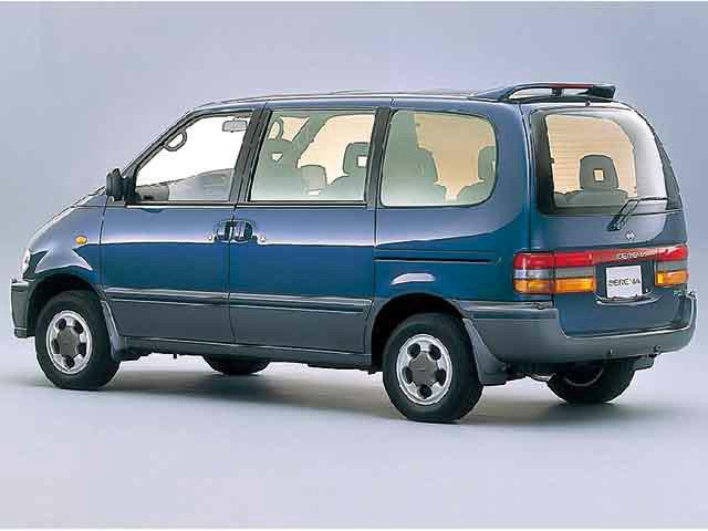 nissan serena 1996 расположение номера кузова фото