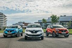 ������ � Renault