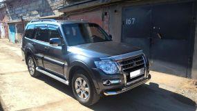 Mitsubishi Pajero 2015 отзыв владельца   Дата публикации: 10.06.2016
