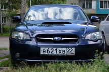 Subaru Legacy 2007 ����� ���������   ���� ����������: 13.12.2015