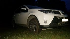 Toyota RAV4 2014 отзыв владельца | Дата публикации: 01.12.2014