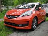 ����������� Honda Fit 2011