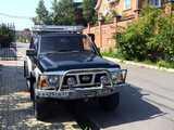 Хабаровск Ниссан Сафари 1993