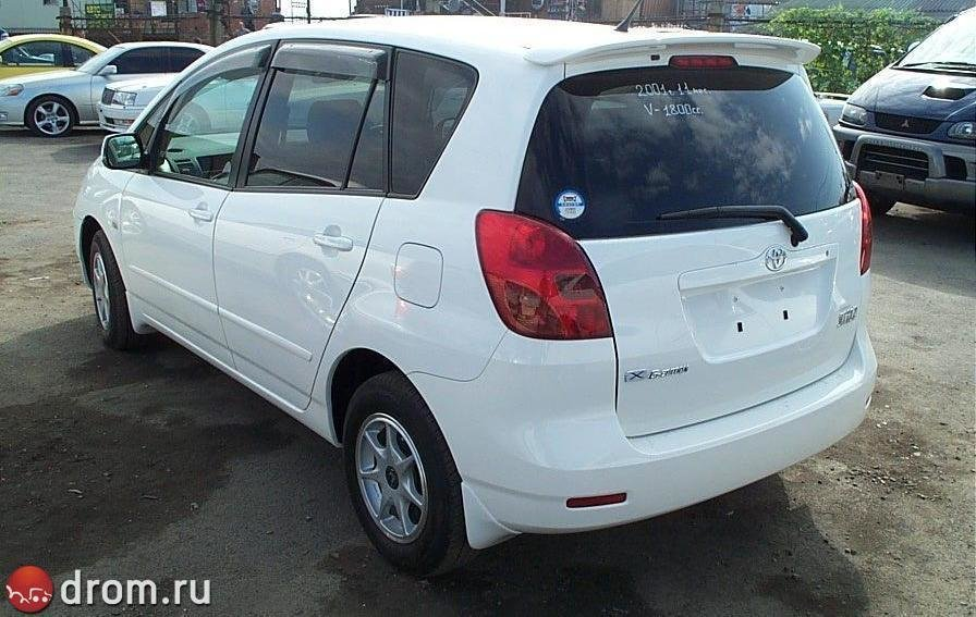 Инструкция На Двигатель 4А Toyota Corolla Spasio