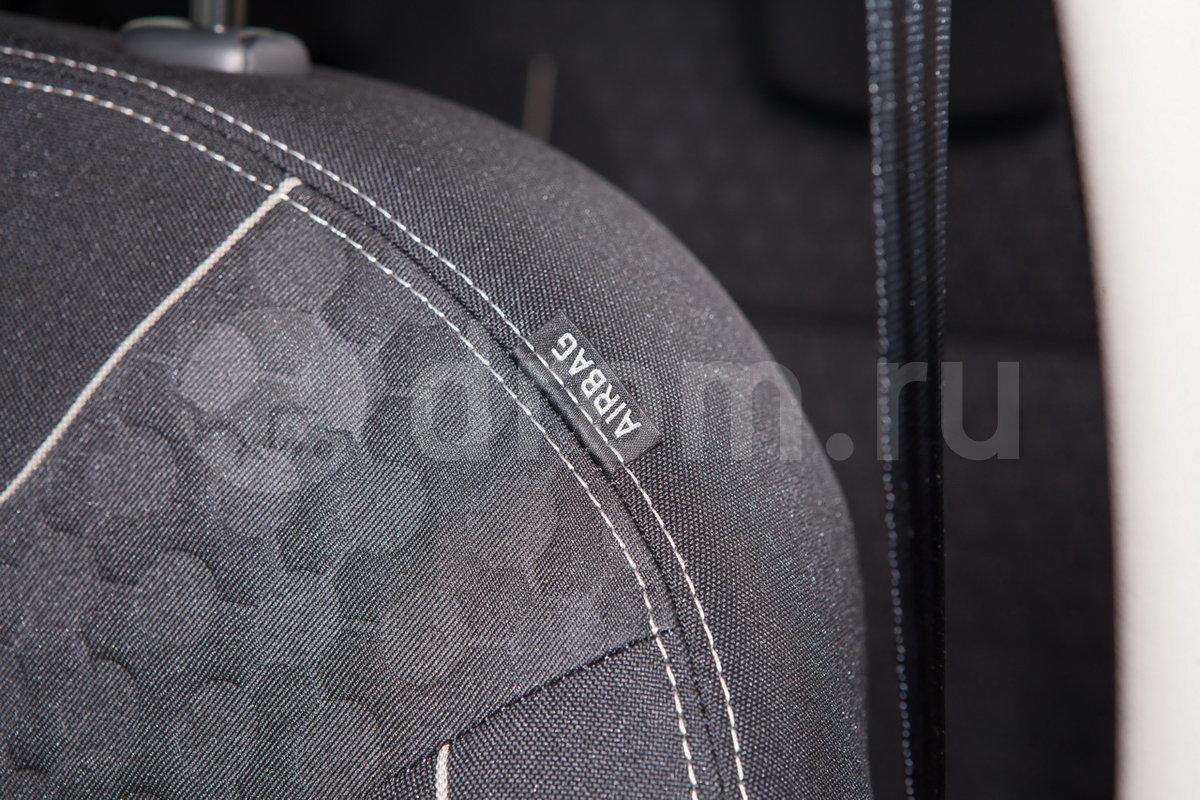 Подушка безопасности боковая: опция
