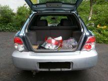 Subaru Impreza 2003 отзыв владельца | Дата публикации: 26.01.2016