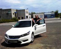 Honda Accord 2013 отзыв владельца | Дата публикации: 15.07.2016