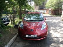 Nissan Leaf 2011 отзыв владельца   Дата публикации: 05.07.2016