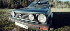 Volkswagen Golf, 1986