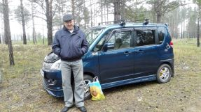 Suzuki Solio 2011 отзыв владельца | Дата публикации: 13.11.2014