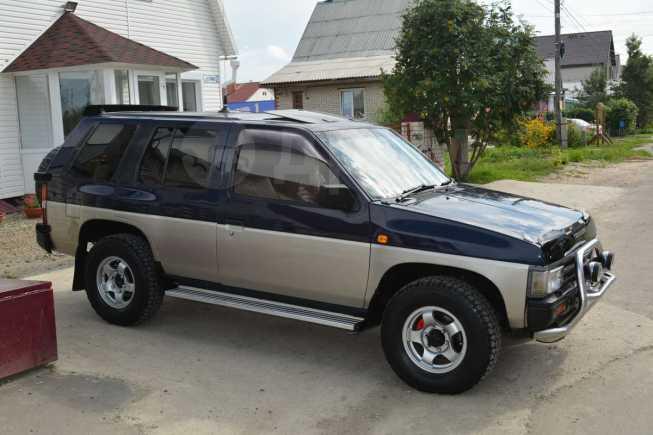 Nissan Terrano 1992