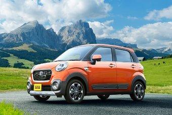 31.08.2016 Toyota начала продажи нового кей-кара Pixis Joy в Японии