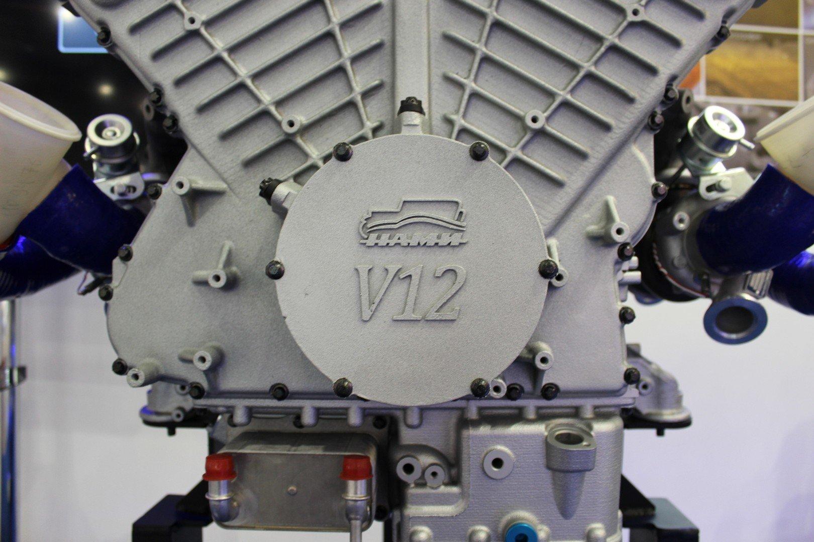 Лимузин изпроекта Кортеж будет оборудован мощнейшим русским агрегатом