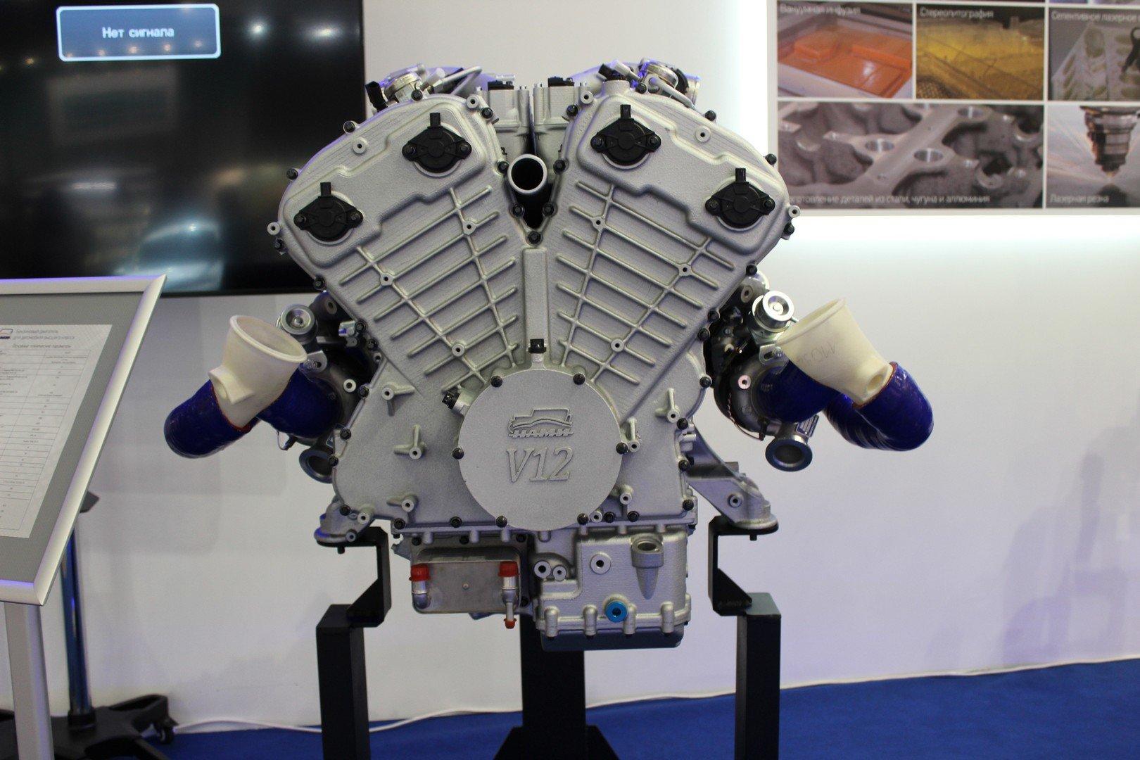 Лимузин изпроекта Кортеж будет снабжен мощнейшим русским двигателем
