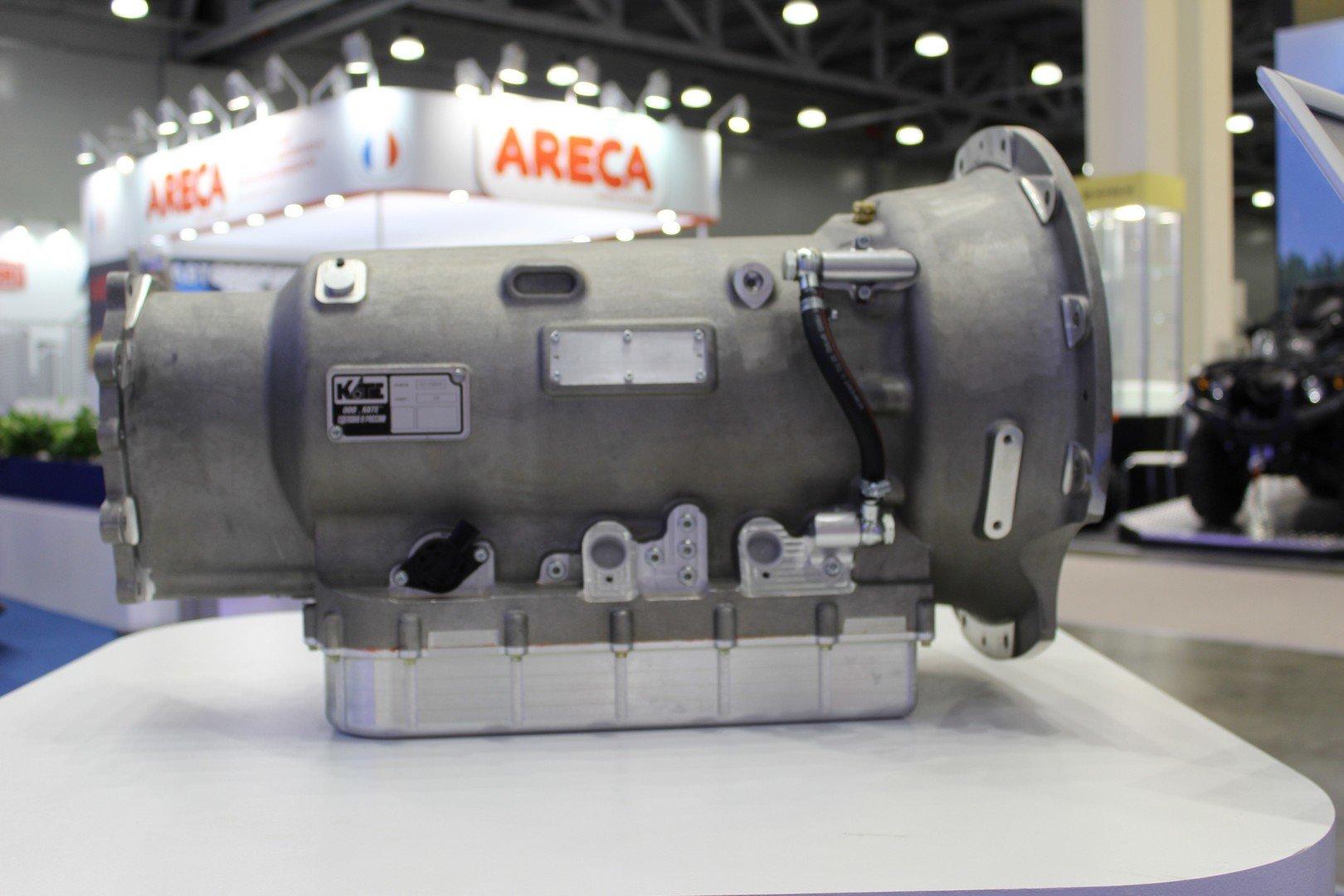 НаММАС-2016 показывается 12-цилиндровый агрегат, созданный для проекта «Кортеж»