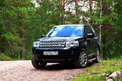 Land Rover Freelander 2011 отзыв владельца   Дата публикации: 30.05.2016