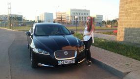 Jaguar XF 2012 отзыв владельца   Дата публикации: 02.08.2016