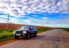 Jeep Grand Cherokee 1997 отзыв владельца | Дата публикации: 03.08.2016