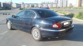 Jaguar X-Type 2006 отзыв владельца   Дата публикации: 07.08.2016