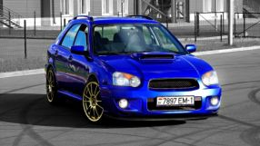 Subaru Impreza 2003 отзыв владельца | Дата публикации: 08.08.2016