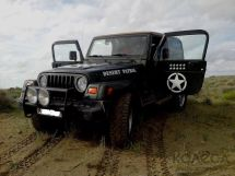 Jeep Wrangler 1998 отзыв владельца | Дата публикации: 17.08.2016