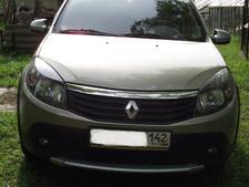 Renault Sandero Stepway, 2011