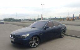 BMW 5-Series 2003 отзыв владельца | Дата публикации: 24.06.2015