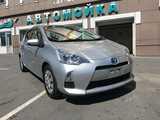 ����������� Toyota Aqua 2012