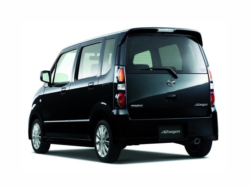 mazda az-wagon 2008 технические характеристики