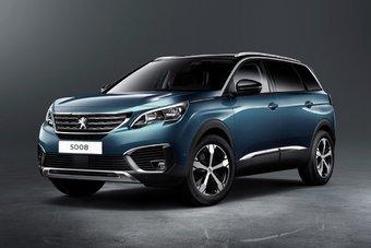 07.09.2016 Новый Peugeot 5008 оказался кроссовером
