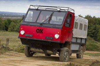 07.09.2016 Британцы разработали быстросборный грузовик для развивающихся стран