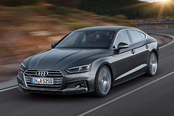 08.09.2016 Представлены новые поколения хэтчбеков Audi A5 и S5