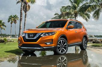 13.09.2016 В США представили обновленный Nissan X-Trail