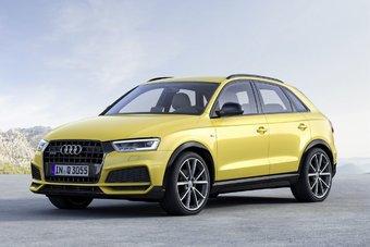 15.09.2016 Audi обновила кроссовер Q3. На самом деле нет