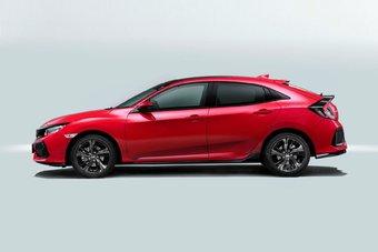 16.09.2016 Новую Honda Civic-хэтчбек в Европе будут предлагать с литровым турбомотором
