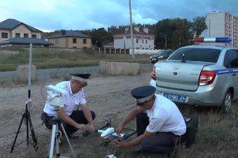 20.09.2016 ГИБДД вооружается дронами