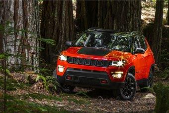 27.09.2016 Jeep рассекретил «уменьшенный Grand Cherokee»