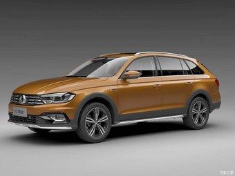 27.09.2016 Volkswagen создал кроссовер специально для рынка Китая